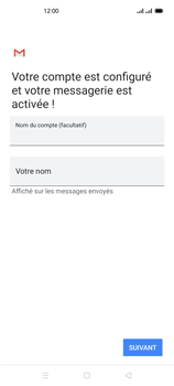 Oppo Reno 4Z - E-mails - Ajouter ou modifier votre compte Yahoo - Étape 12