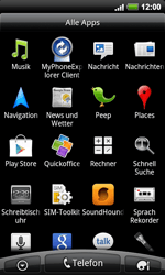 HTC A9191 Desire HD - Apps - Herunterladen - Schritt 3