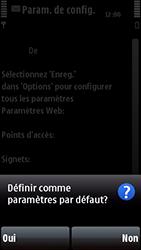 Nokia 5800 Xpress Music - Internet - configuration automatique - Étape 6