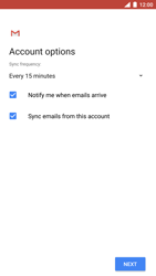Nokia 8 (SingleSim) - Email - Manual configuration - Step 21