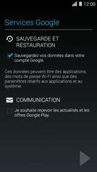 Huawei Ascend Y550 - E-mail - Configuration manuelle (gmail) - Étape 13