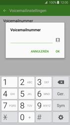 Samsung J320 Galaxy J3 (2016) - Voicemail - Handmatig instellen - Stap 9