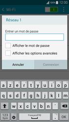 Samsung A300FU Galaxy A3 - Wifi - configuration manuelle - Étape 6
