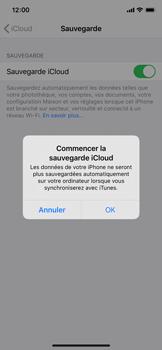 Apple iPhone 11 Pro - Aller plus loin - Gérer vos données depuis le portable - Étape 14