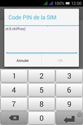Alcatel Pixi 3 Dual Sim - Sécuriser votre mobile - Personnaliser le code PIN de votre carte SIM - Étape 12