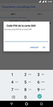 Nokia 5.1 - Securité - Modifier le code PIN de la carte SIM - Étape 9