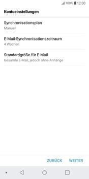 LG G6 - E-Mail - Konto einrichten - 18 / 25