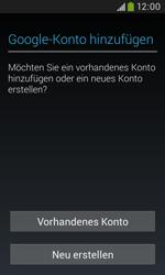 Samsung I9060 Galaxy Grand Neo - Apps - Konto anlegen und einrichten - Schritt 4