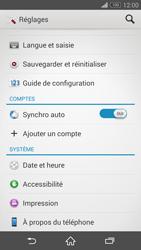 Sony Xperia Z3 Compact - Logiciels - Installation de mises à jour - Étape 5