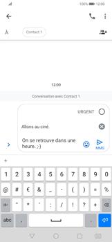Huawei P Smart Z - Contact, Appels, SMS/MMS - Envoyer un MMS - Étape 10