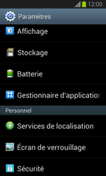 Samsung Galaxy Trend Lite - Applications - Comment désinstaller une application - Étape 4