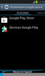 Samsung Galaxy S III Mini - Applications - Comment désinstaller une application - Étape 8
