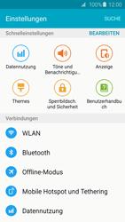 Samsung Galaxy S6 - Internet und Datenroaming - Prüfen, ob Datenkonnektivität aktiviert ist - Schritt 4