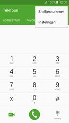 Samsung G903 Galaxy S5 Neo - Voicemail - handmatig instellen - Stap 5