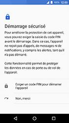 Crosscall Action X3 - Sécuriser votre mobile - Activer le code de verrouillage - Étape 7