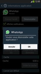 Samsung Galaxy S 4 Active - Applications - Comment désinstaller une application - Étape 8