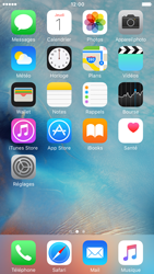 Apple iPhone 6s - Applications - Comment désinstaller une application - Étape 1
