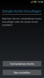 Alcatel One Touch Idol Mini - Apps - einrichten des App Stores - Schritt 4