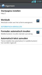 LG D505 Optimus F6 - Internet - Handmatig instellen - Stap 23