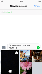 Apple iPhone 7 iOS 11 - MMS - envoi d'images - Étape 9