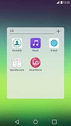 LG G5 SE - E-Mail - Konto einrichten - 0 / 0