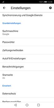Huawei Mate 10 Pro - Android Pie - Internet und Datenroaming - Manuelle Konfiguration - Schritt 23