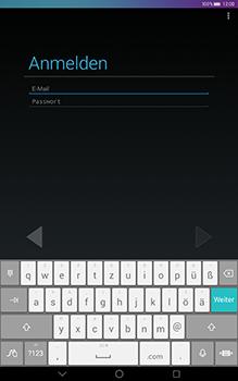 Huawei MediaPad T1 (10.0) LTE - E-Mail - Konto einrichten (gmail) - Schritt 9