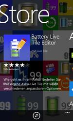 Nokia Lumia 1020 - Apps - Herunterladen - 5 / 20
