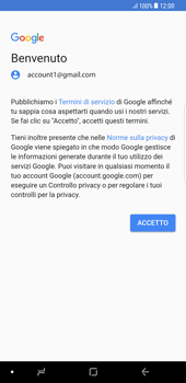 Samsung Galaxy S8 Plus - Android Oreo - E-mail - 032a. Email wizard - Gmail - Fase 10
