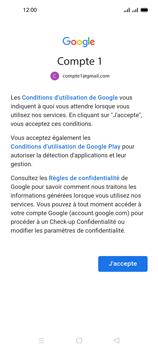 Oppo A53s - E-mails - Ajouter ou modifier votre compte Gmail - Étape 10