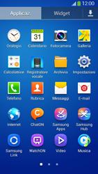 Samsung Galaxy S 4 Active - E-mail - configurazione manuale - Fase 3