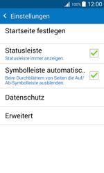 Samsung J100H Galaxy J1 - Internet - Manuelle Konfiguration - Schritt 26