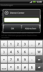 HTC A7272 Desire Z - SMS - Manuelle Konfiguration - Schritt 6
