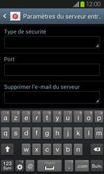 Samsung Galaxy S2 - E-mails - Ajouter ou modifier un compte e-mail - Étape 9