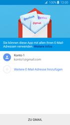 Samsung Galaxy J3 (2016) - E-Mail - Konto einrichten (gmail) - 0 / 0