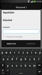 HTC Desire 601 - WLAN - Manuelle Konfiguration - Schritt 7