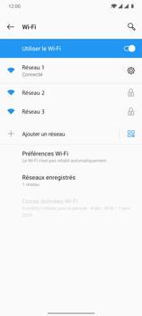 OnePlus 7T - Internet et connexion - Accéder au réseau Wi-Fi - Étape 9
