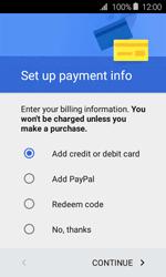 Samsung J120 Galaxy J1 (2016) - Applications - Create an account - Step 18