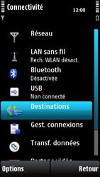 Nokia X6-00 - Internet - configuration manuelle - Étape 6