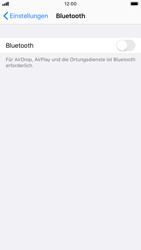 Apple iPhone 7 - iOS 13 - Bluetooth - Verbinden von Geräten - Schritt 6