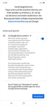 Samsung Galaxy A51 - Apps - Einrichten des App Stores - Schritt 19