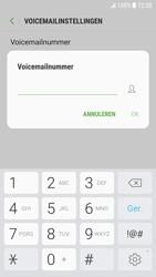 Samsung Galaxy S6 - Android Nougat - Voicemail - Handmatig instellen - Stap 8