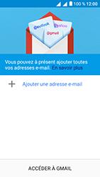 Alcatel U5 - E-mails - Ajouter ou modifier votre compte Gmail - Étape 5