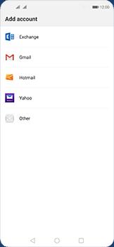 Huawei Nova 5T - E-mail - 032b. Email wizard - Yahoo - Step 5