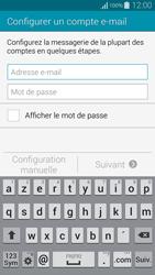 Samsung G800F Galaxy S5 Mini - E-mail - Configuration manuelle (outlook) - Étape 5