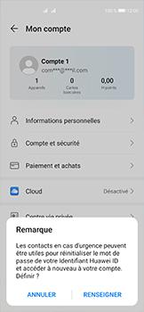 Huawei P40 - Aller plus loin - Gérer vos données depuis le portable - Étape 10