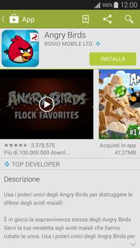 Samsung Galaxy Note 4 - Applicazioni - Installazione delle applicazioni - Fase 17