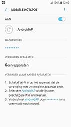 Samsung Galaxy Xcover 4 (SM-G390F) - WiFi - Mobiele hotspot instellen - Stap 12