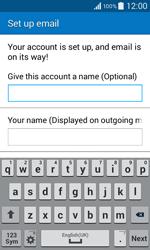 Samsung G355 Galaxy Core 2 - E-mail - Manual configuration - Step 18