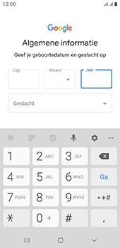 Samsung galaxy-a6-sm-a600fn-ds-android-pie - Applicaties - Account aanmaken - Stap 9